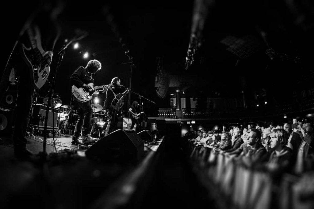 SWJ Group Live at Manchester Ritz